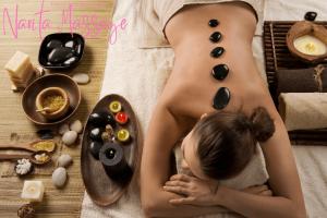 Layanan Terapi Pijat Batu Panas (Hot Stone Massage) – Narita Massage