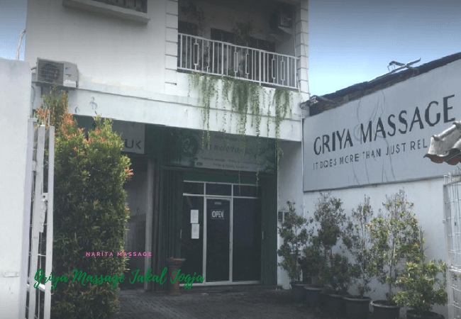 Griya Massage Jakal Jogja